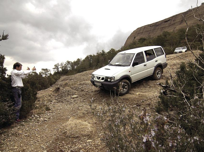 4x4 trip to Roca del Corb  (Chopo (Javier García-Diez))