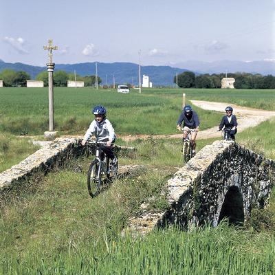 Itinerari en BTT  (Turismo Verde S.L.)