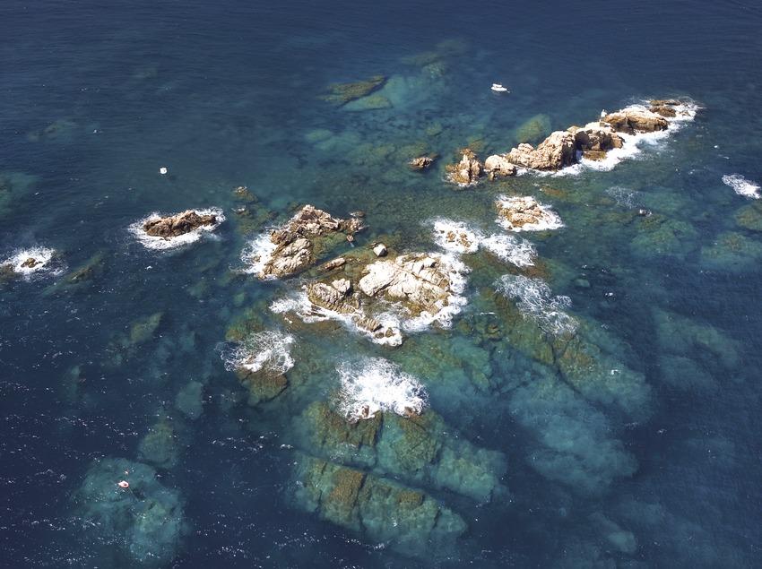 Die Formigues-Inselgruppe  (Miguel Ángel Álvarez)