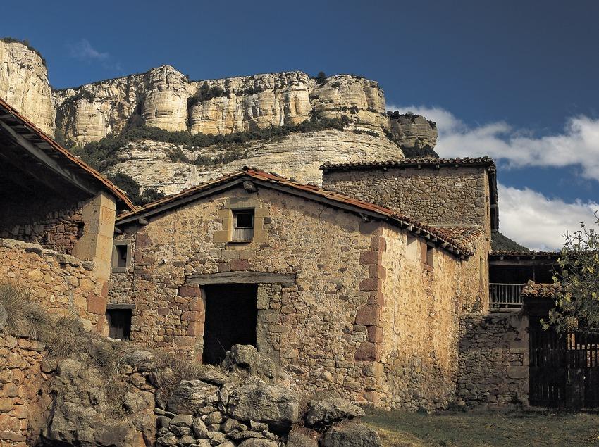Arquitectura tradicional.  (Kim Castells)