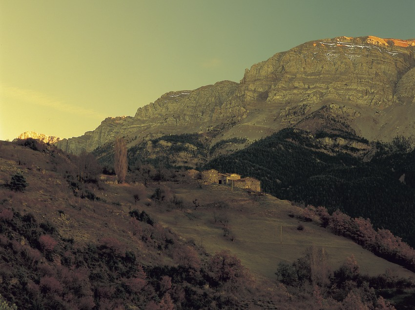 Naturpark Cadí-Moixeró.  (Kim Castells)