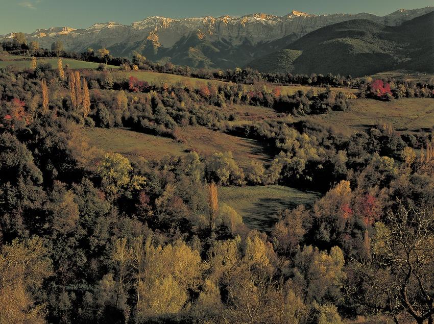 The Cerdanya and the Sierra del Cadí.