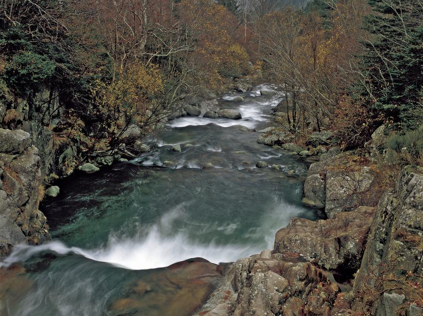 Waterfall in the Noguera de Tor  (Kim Castells)