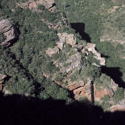Parque Natural del Garraf - Itinerario botánico de la Pleta