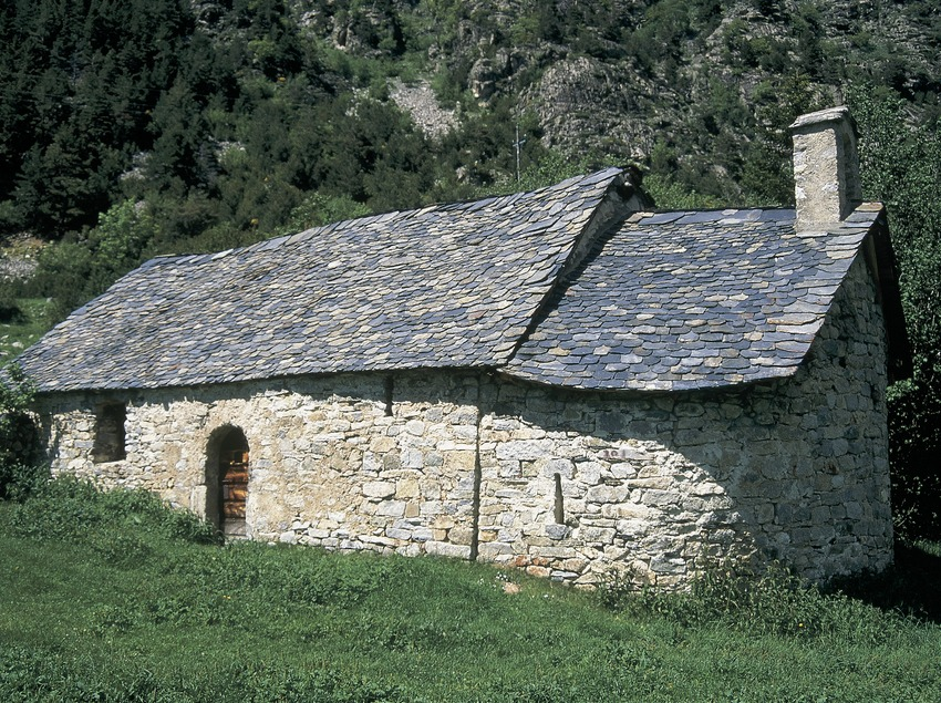 Ermita de Sant Nicolau.
