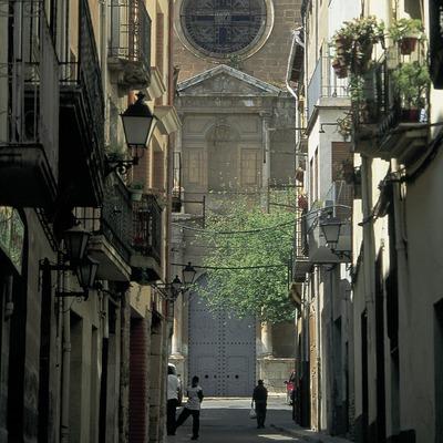 Iglesia de la Virgen de la Asunción de Alcover.  (Servicios Editorials Georama)