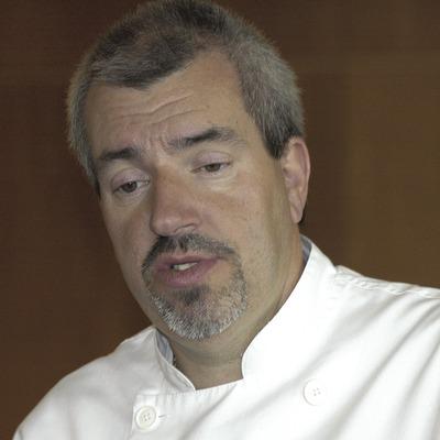 Xef Salvador Alari.  (Chopo (Javier García-Diez))