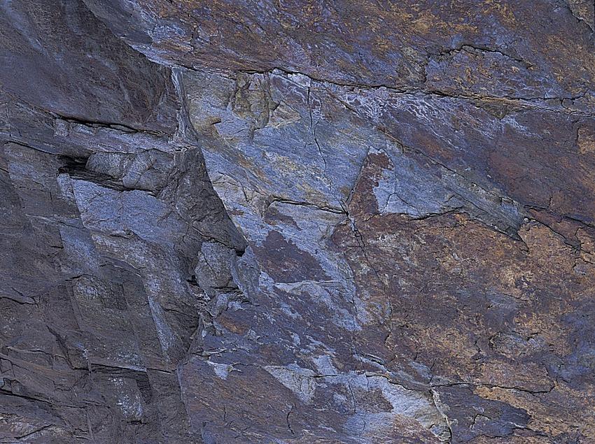 Roques de pissarra al serrat de la Guerra, a la serra del Cadí  (Oriol Alamany)