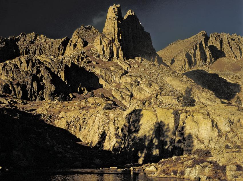 Les Agulles d'Amitges, en el Parque Nacional de Aigüestortes i Estany de Sant Maurici.  (Kim Castells)
