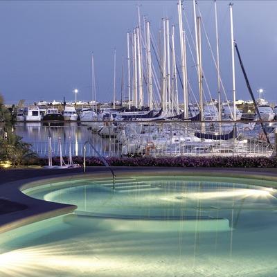 Embarcation au club nautique.  (Miguel Angel Alvarez)