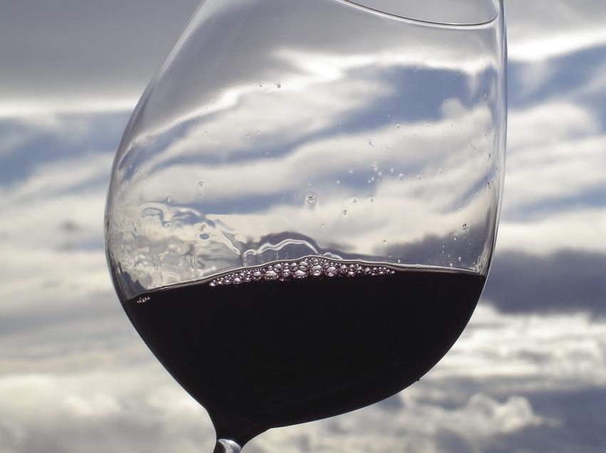 Copa de vi  (Consorci de Promoció Turística de l'Alt Penedès)