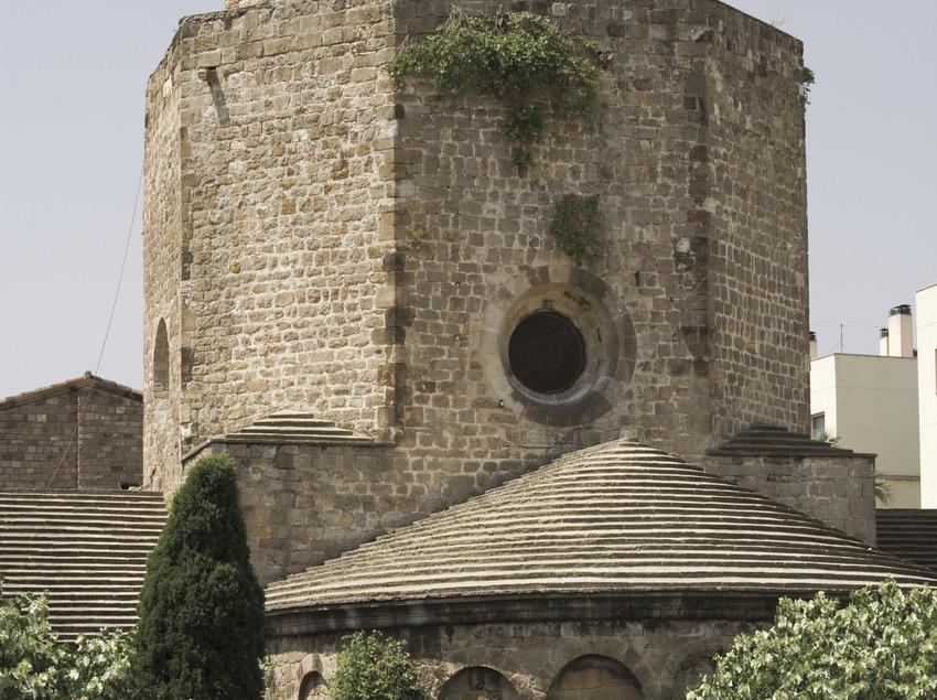 Església de Sant Pau del Camp.  (Nano Cañas)