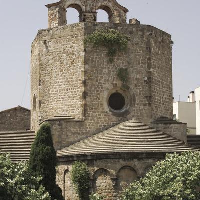 Iglesia de Sant Pau del Camp.  (Nano Cañas)