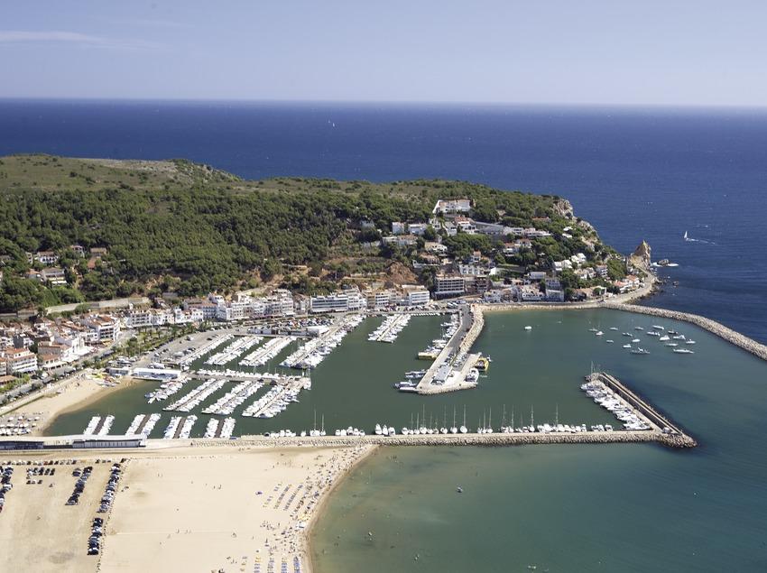 Puerto de L'Estartit.