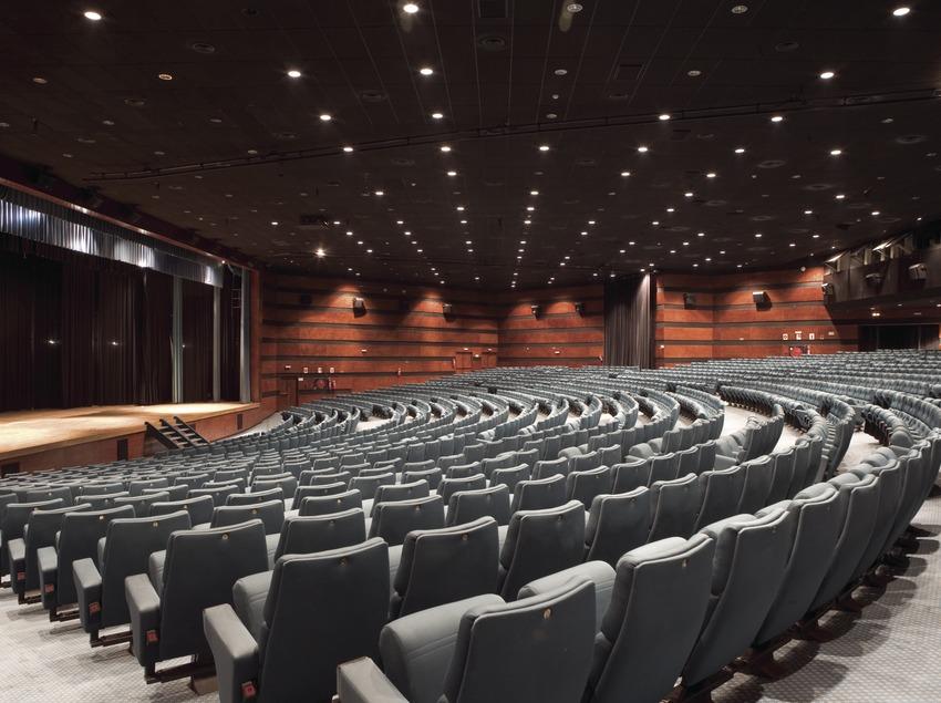 Auditorium de l'hôtel Melià Gran Sitges (Oriol Llauradó)
