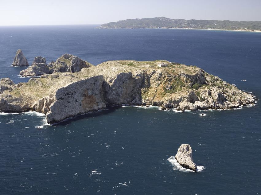 Die Medas-Inseln.  (Miguel Angel Alvarez)