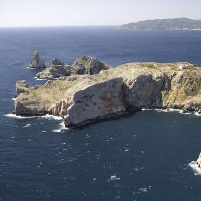 Illes Medes.  (Miguel Angel Alvarez)