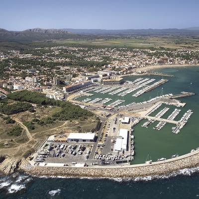 Vista aèria del port  (Miguel Angel Alvarez)