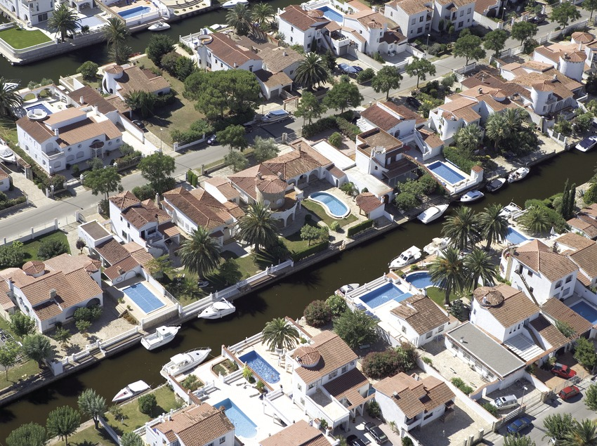 Vista aèria de la localitat  (Miguel Angel Alvarez)