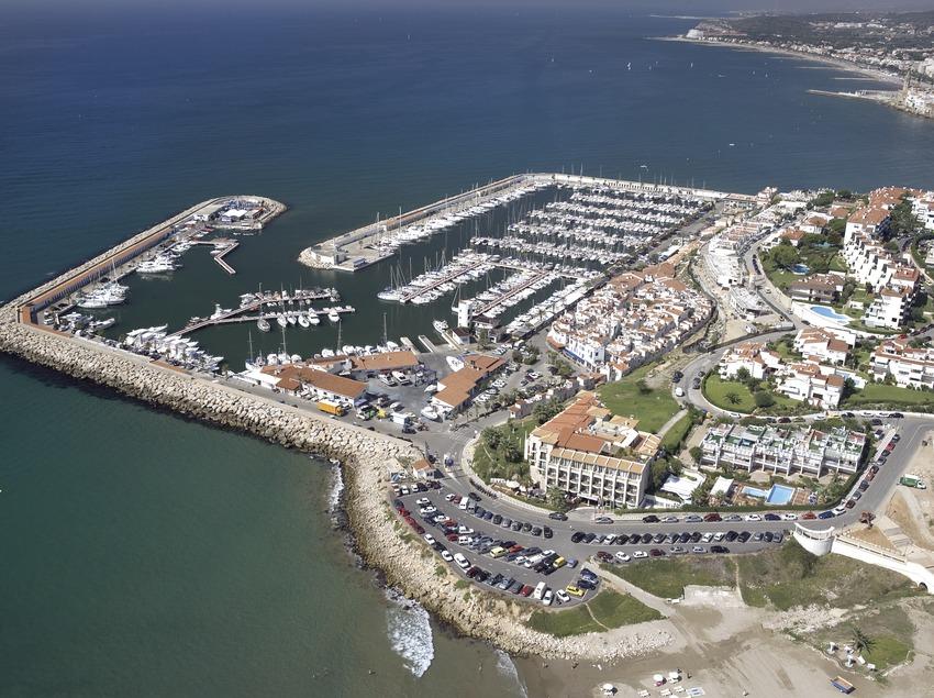 Port de plaisance d'Aiguadolç.  (Miguel Angel Alvarez)