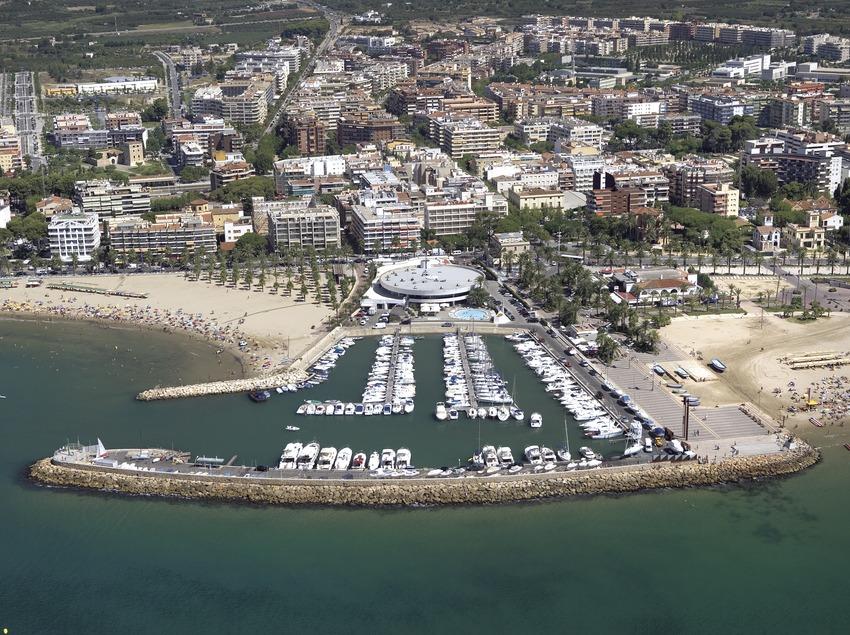 Puerto.  (Miguel Angel Alvarez)