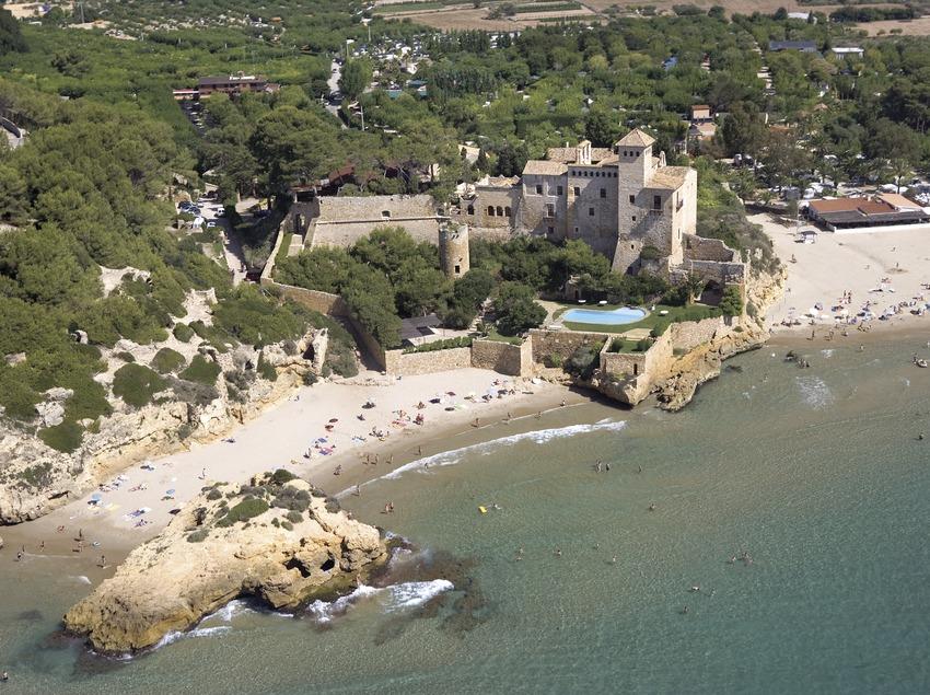 Château de Tamarit.  (Miguel Angel Alvarez)