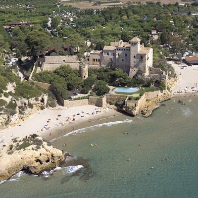 Castell de Tamarit.  (Miguel Angel Alvarez)
