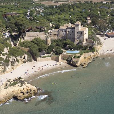 Die Burg von Tamarit.  (Miguel Angel Alvarez)