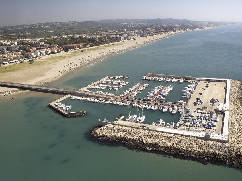 Der Hafen von Coma-Ruga  (Miguel Angel Alvarez)