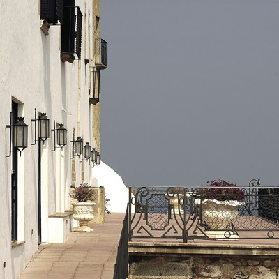 Mirador du cap de Sant Sebastià, Llafranc.