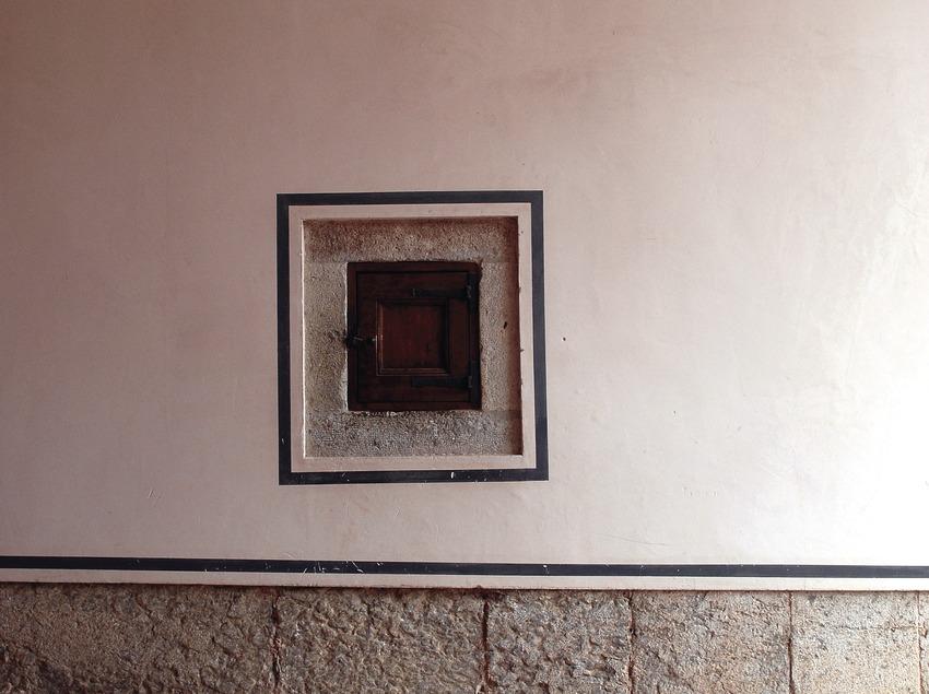 Finestra d'una cel·la, Cartoixa d'Scala Dei  (Tina Bagué)