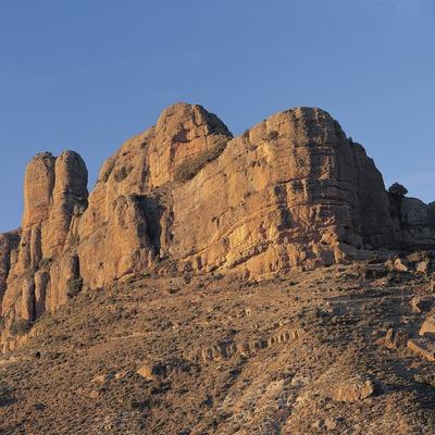 Roca de Santa.