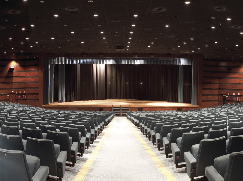 Auditorio Hotel Melià Gran Sitges (Oriol Llauradó)
