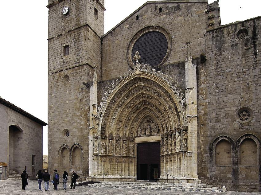 Basílica de Santa Maria.  (Chopo (Javier García-Diez))