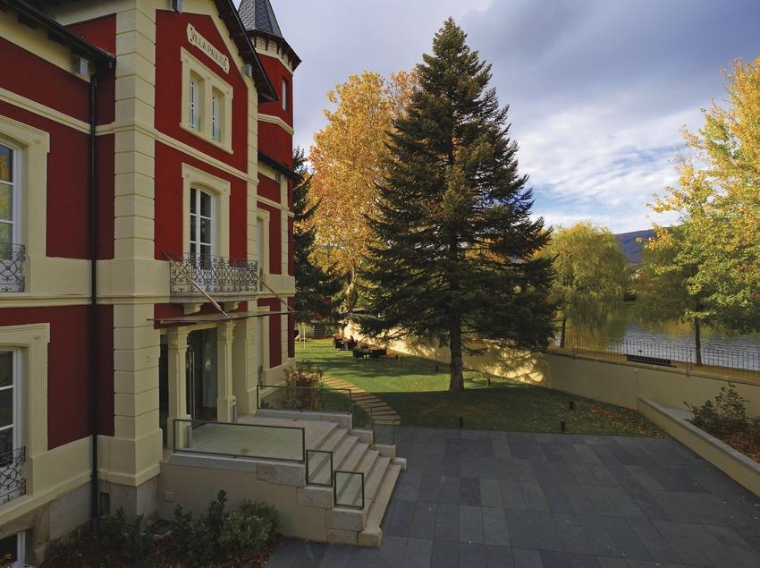 Hotel Villa Paulita a Puigcerdà (Lluís Carro)