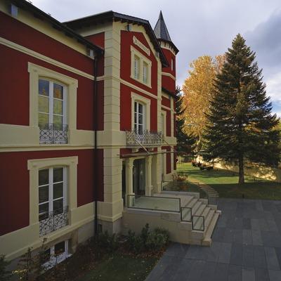 Hotel Villa Paulita a Puigcerdà