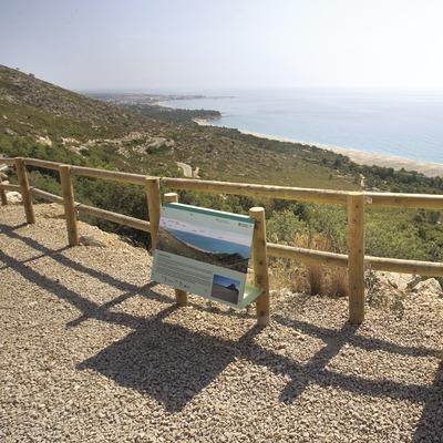Mirador de la playa  (Miguel Angel Alvarez)