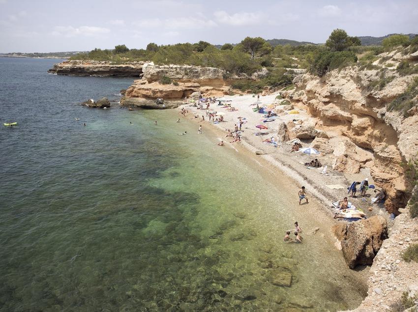 Der Strand von La Llenya  (Miguel Angel Alvarez)