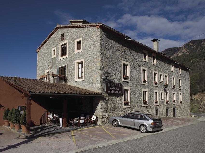 Hotel Balneari Sant Vicenç (Nano Cañas)