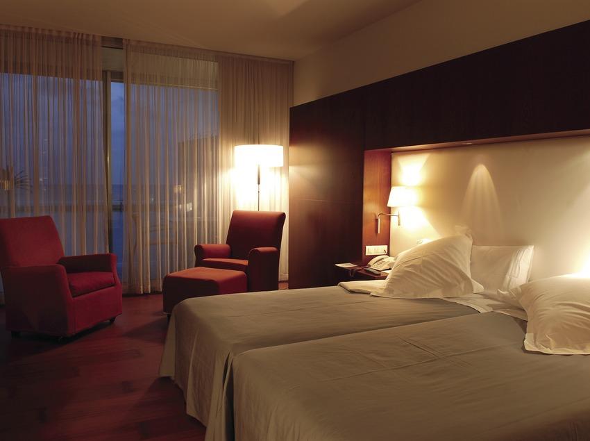 Hotel Ra in El Vendrell  (Tina Bagué)