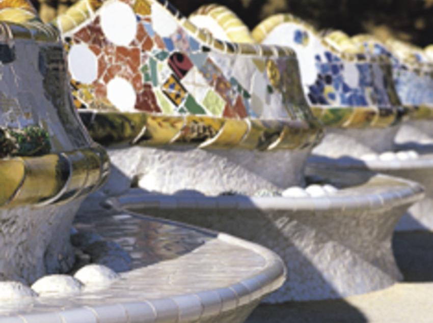 Balcones de Gaudí.