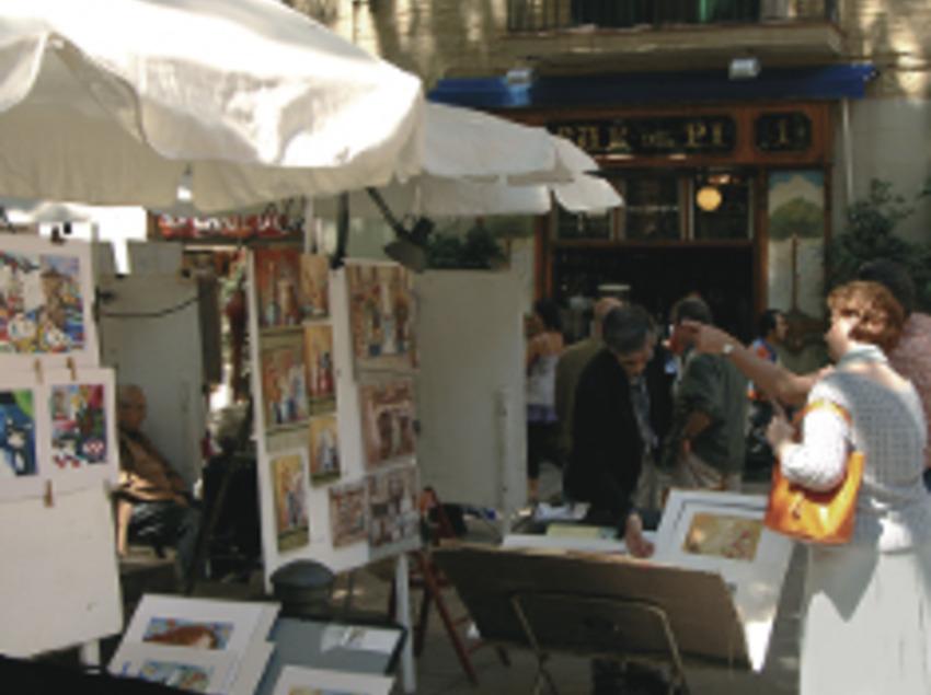Pintores Barcelona