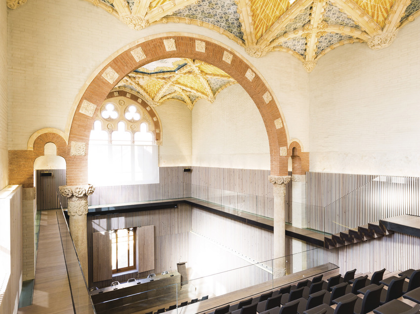 Auditorio Recinto Modernista de Sant Pau