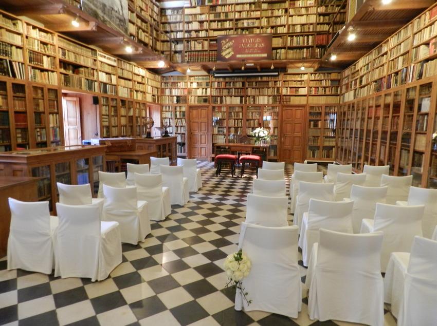 Biblioteca Castell de Perelada
