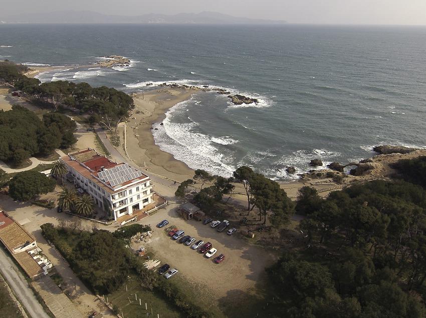 Playa del Portitxol.  (Chopo (Javier García-Diez))