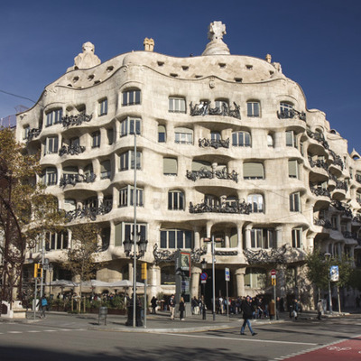 Façana La Pedrera