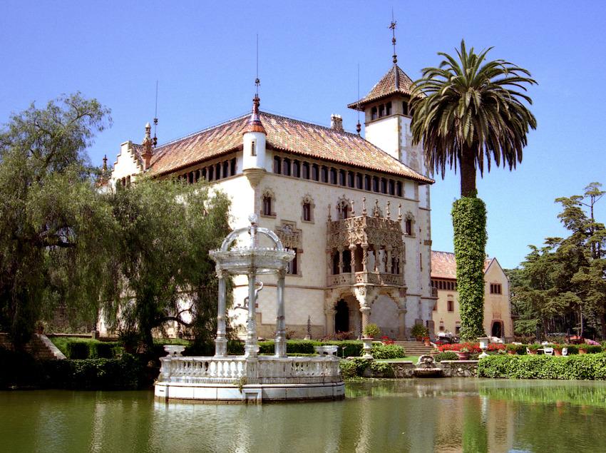 Casa Garí, modernismo de verano en Argentona (Consorci de Turisme Costa del Maresme)