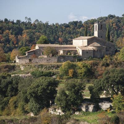 Santa Maria de Lluçà (Osona Turisme)