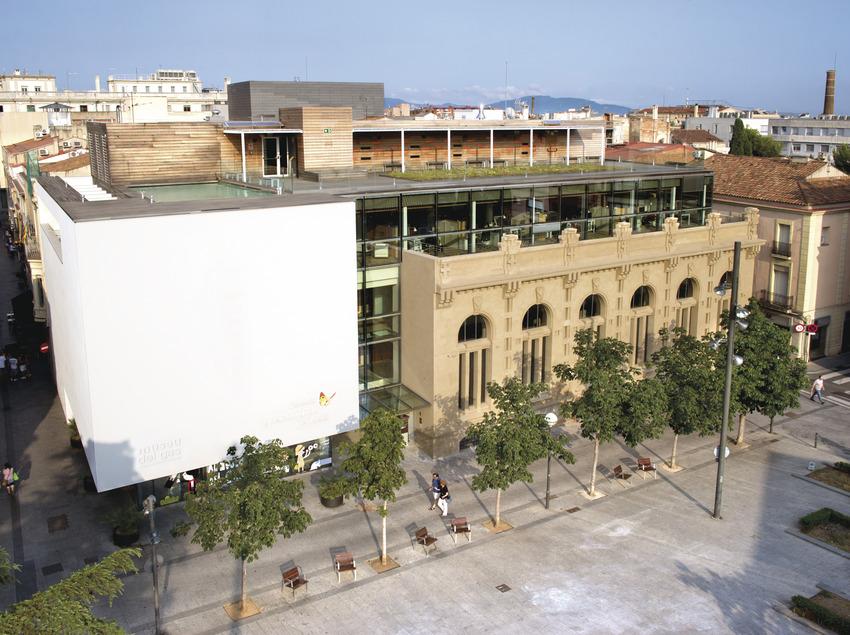 Museu del Gas de Sabadell (Pau Palacios - Fundació Gas Natural Fenosa)