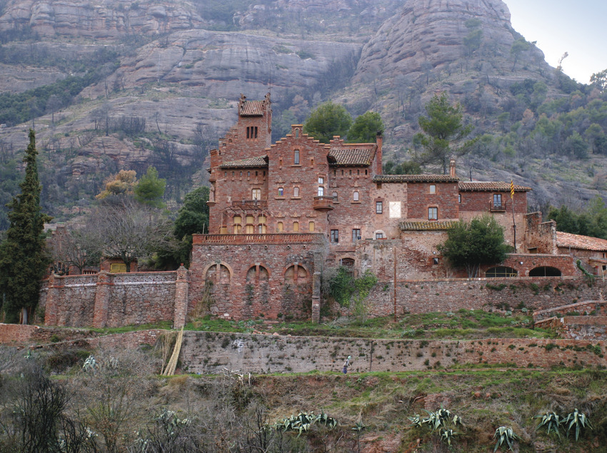 Sant Llorenç Savall, el Marquet de les Roques (Consell comarcal del  Vallès Occidental)
